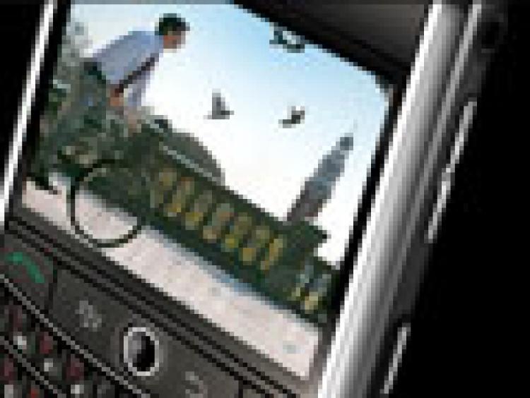 RIM's Profits Shrink as BlackBerry