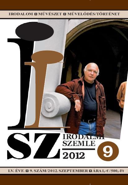 Irodalmi Szemle 2012 – 9