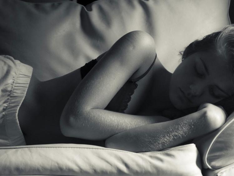 Győrfi Kata: Irodalom és alvás 4. / később van