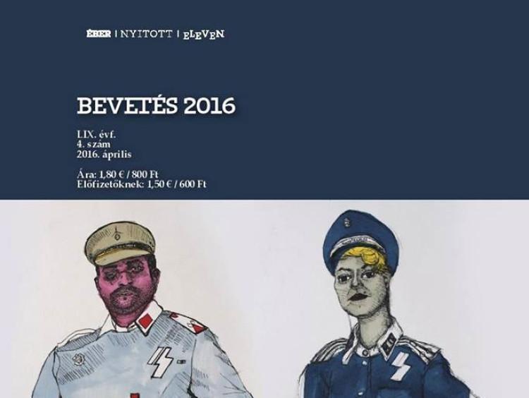 BEVETÉS 2016 – Az Irodalmi Szemle 2016/4. száma (Teljes)