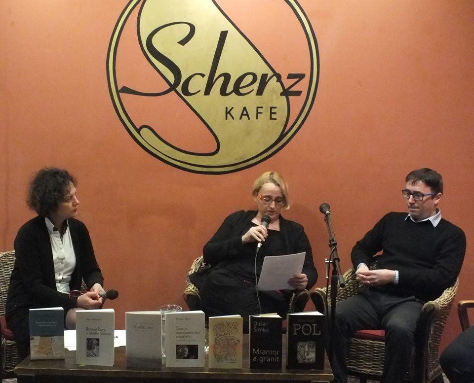A Kalligram a Scherzben – Hét szlovák kötet az utóbbi másfél évből