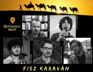 Karaván - Budapest