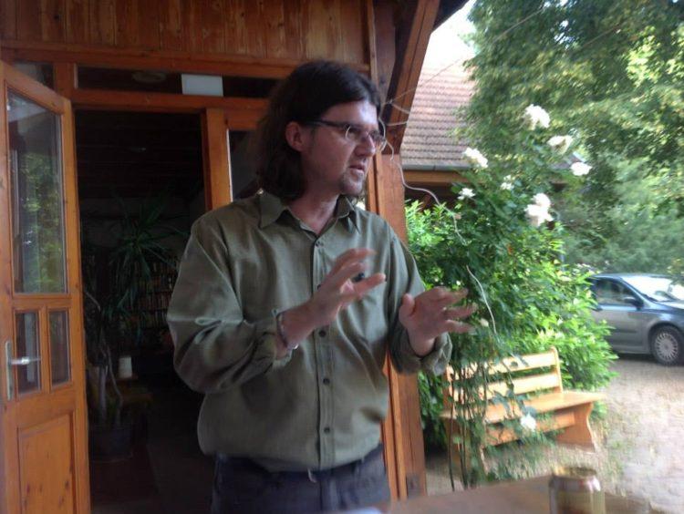 Alan Stern –Misztérium – SF -monológ –