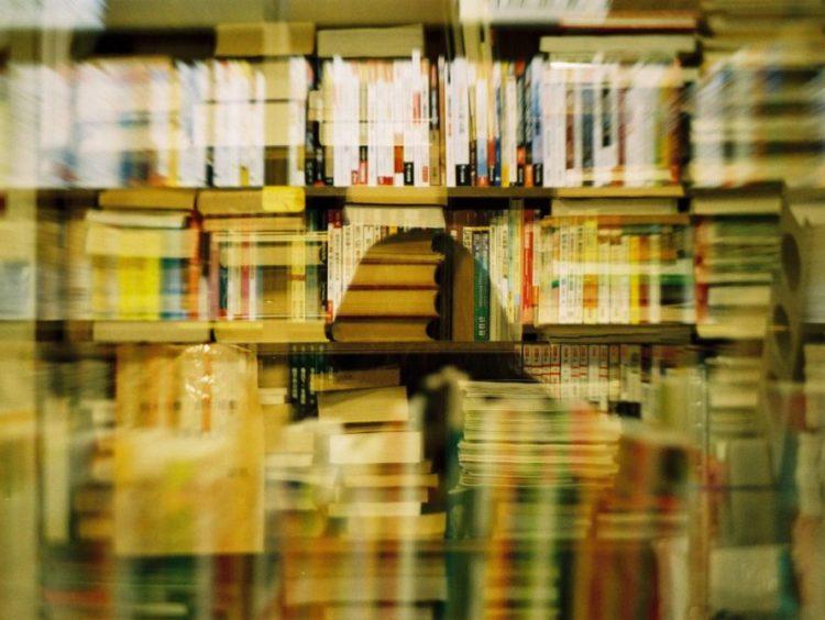 Szendi Nóra: Könyvtár (próza)