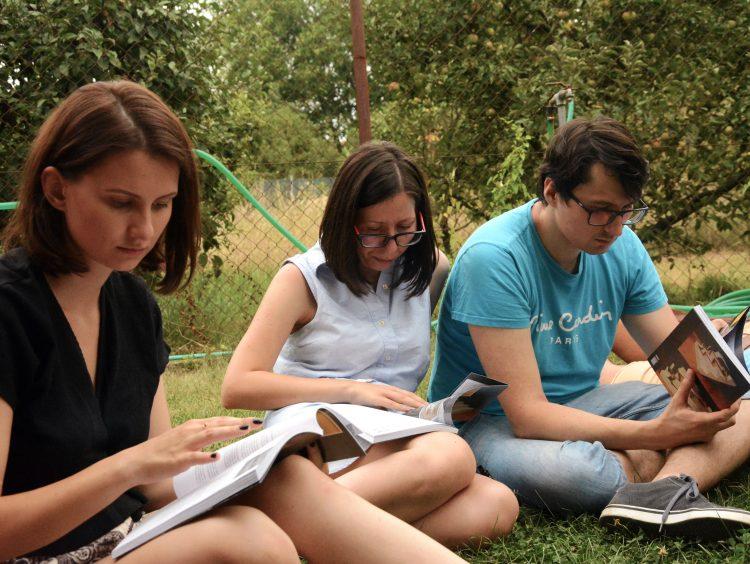 ARTér: az Irodalmi Szemle írótábora (első nap)