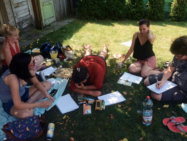 ARTér: az Irodalmi Szemle írótábora (harmadik nap)