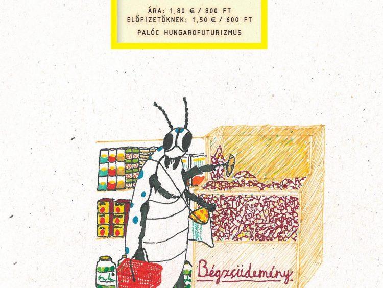 Palóc Hungarofuturizmus a januári Irodalmi Szemlében (tartalom)