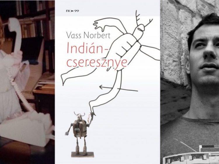 Nyerges Gábor Ádám paródiája: Vass Norbert