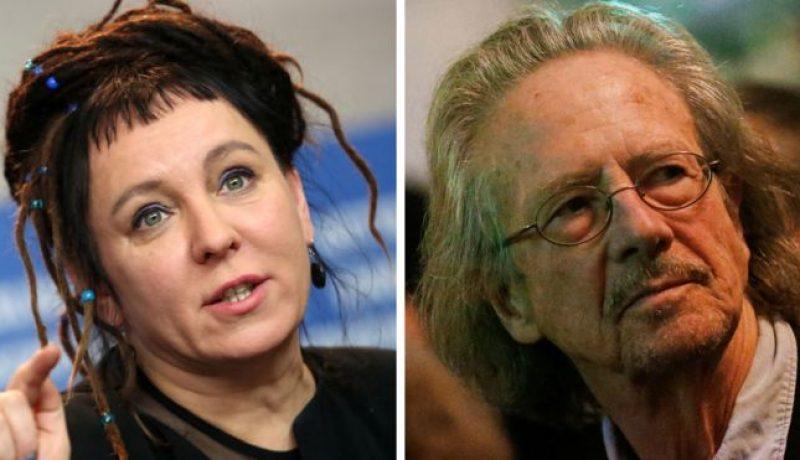 Olga Tokarczuk és Peter Handke kapták az Irodalmi Nobel-díjat!
