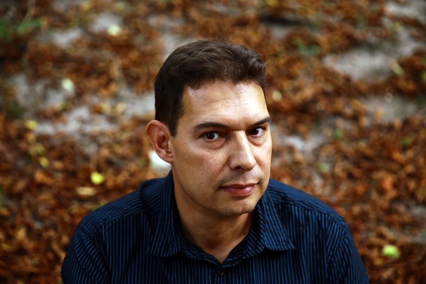"""""""Az egész az írógéppel kezdődött"""" – Interjú Pintér Tiborral"""