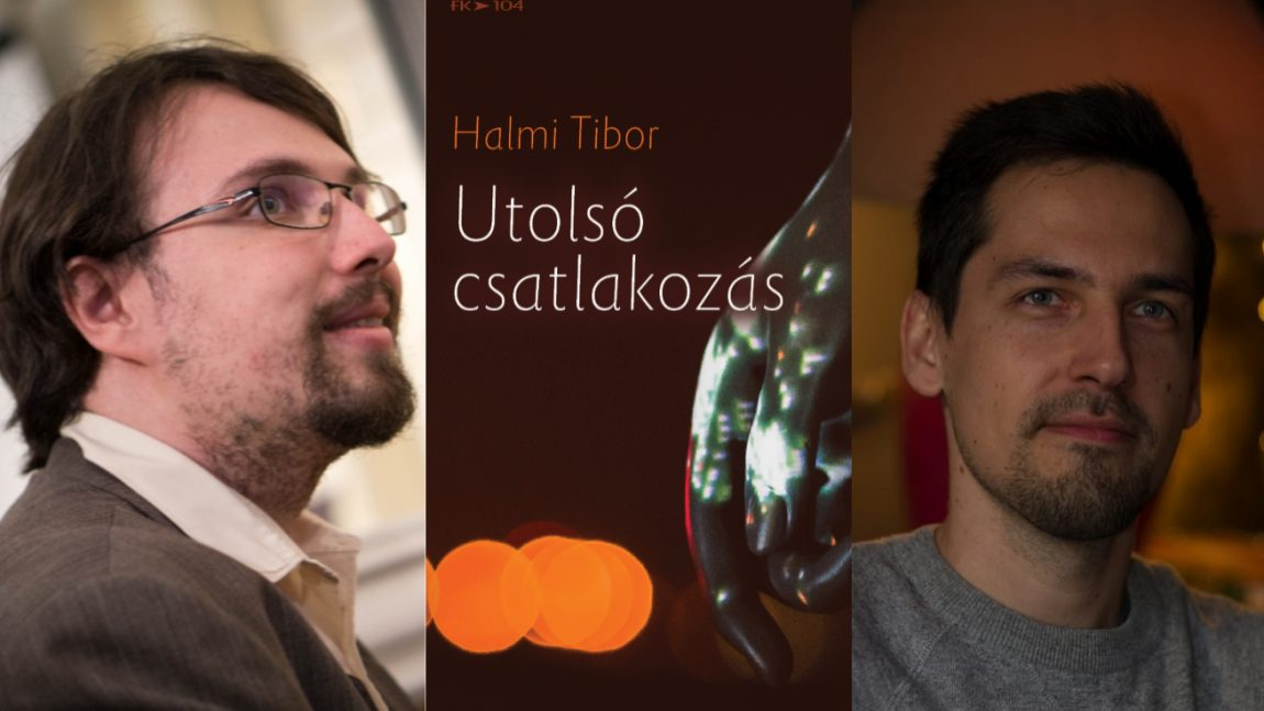 Nyerges Gábor Ádám paródiája: Halmi Tibor
