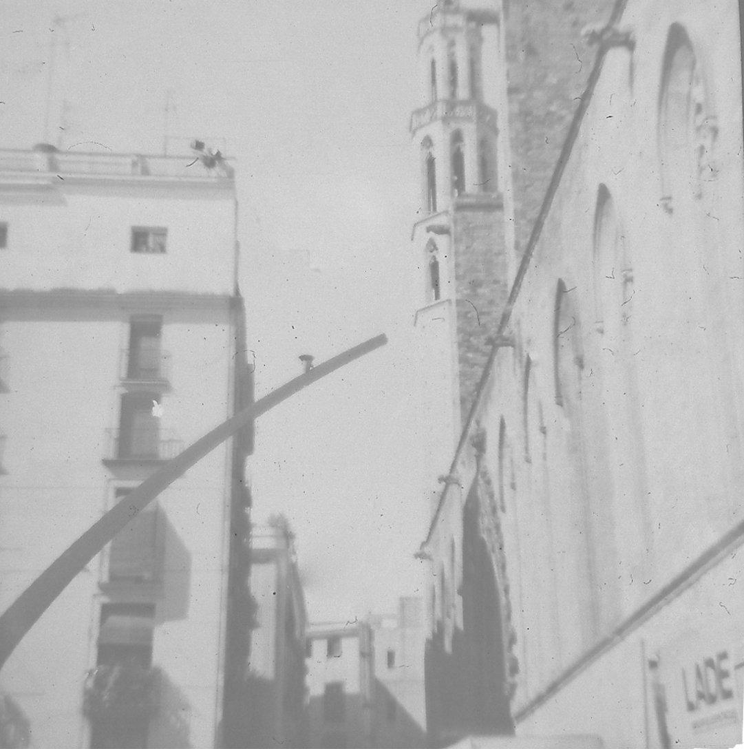 Baranyai Dóra: Irodalom és szakrális építészet I.