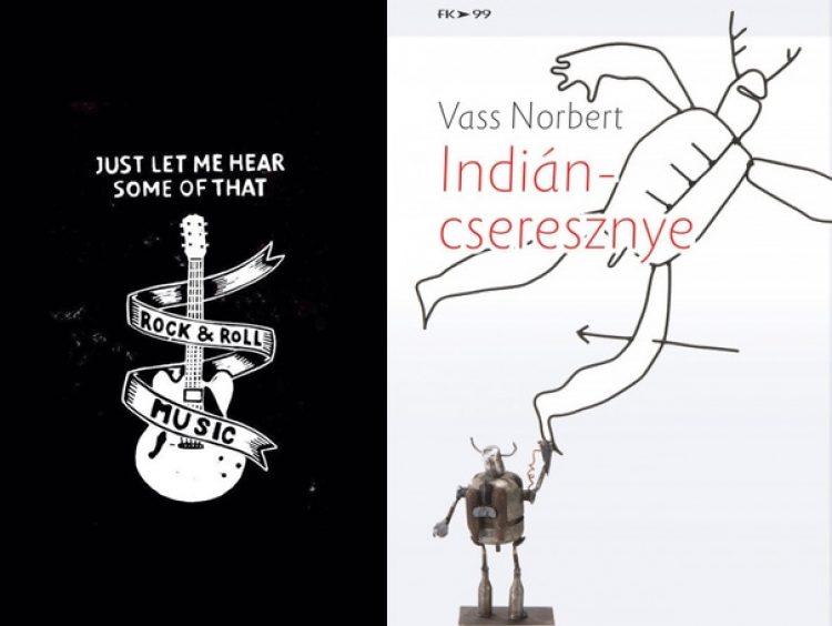 """Kondás Krisztina: """"Mi a kemény zenét szerettük"""" – Atmoszférateremtés és zene kapcsolata Vass Norbert Indiáncseresznye című művében"""