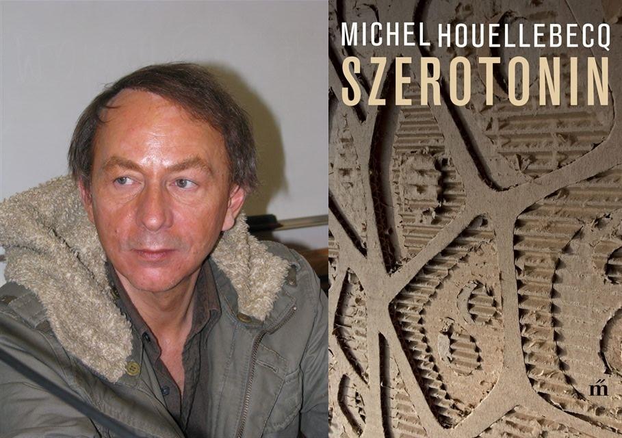 A feladás romantikája – Hegedűs Norbert kritikája Michel Houellebecq Szerotonin című regényéről