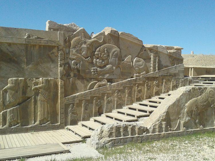 Székely Márton: Drágakővel teli föld I. / Perzsia és a perzsa kérdés