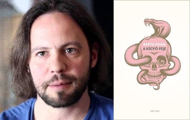 Kosztrabszky Réka: Véget nem érő történetek. Berta Ádám A kígyó feje című regényéről (kritika)